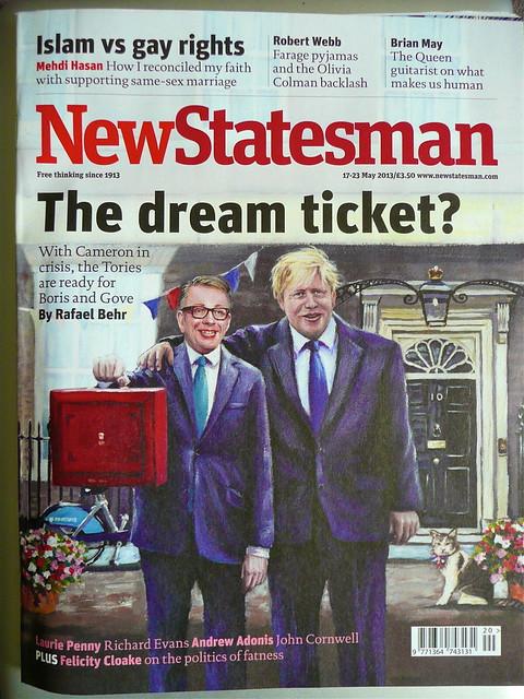 Boris Johnson Dream Of Rome