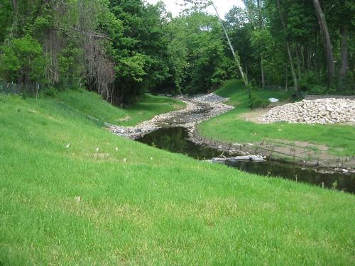 A restored stream