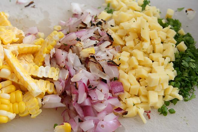 bbq meatballs quinoa 4
