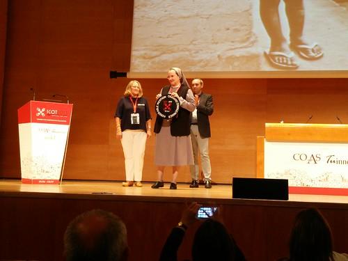 Clausura de #ICOT2015 Bilbao