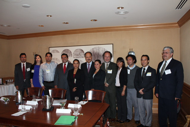 El Consulado General De M Xico En San Francisco Recibi Al Dr Arnulfo Valdivia Machuca
