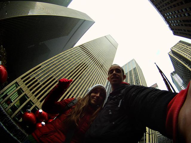 Disfrutando de nuestro viaje lowcost por Nueva York