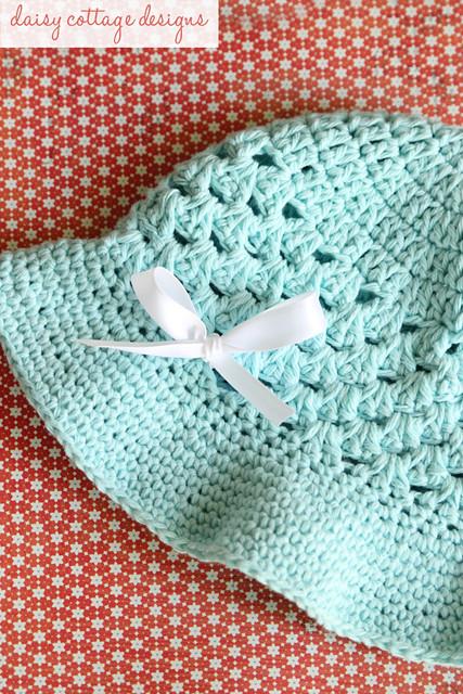 easy crochet sun hat pattern