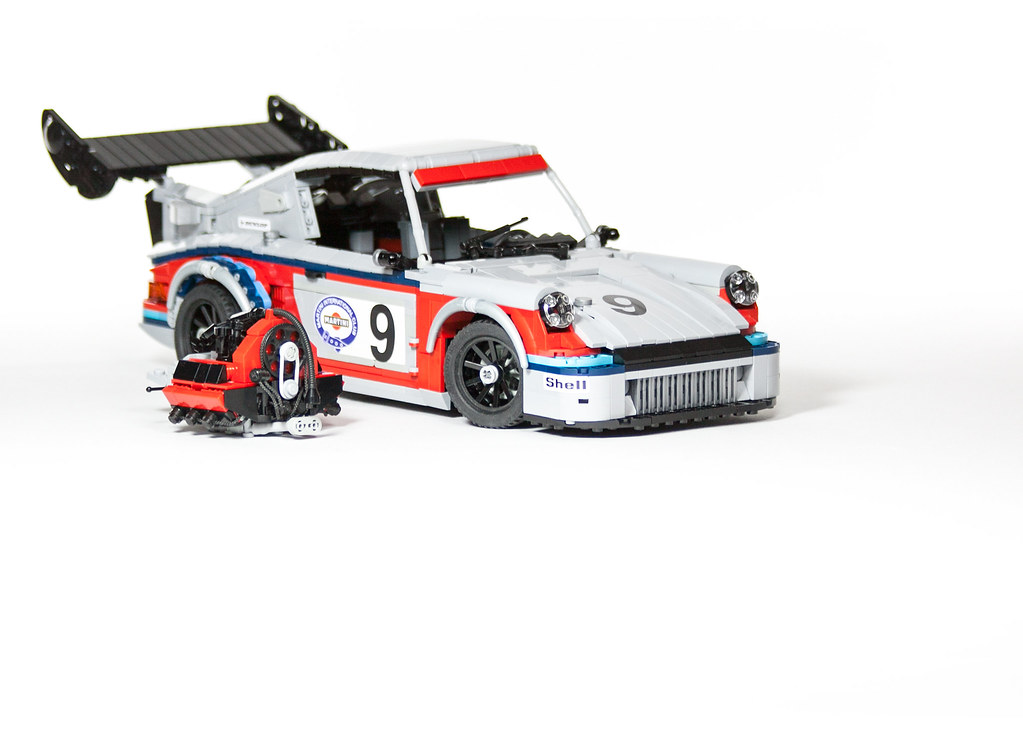 lego porsche 911 carrera rsr turbo 2 1 in 1974 this car. Black Bedroom Furniture Sets. Home Design Ideas