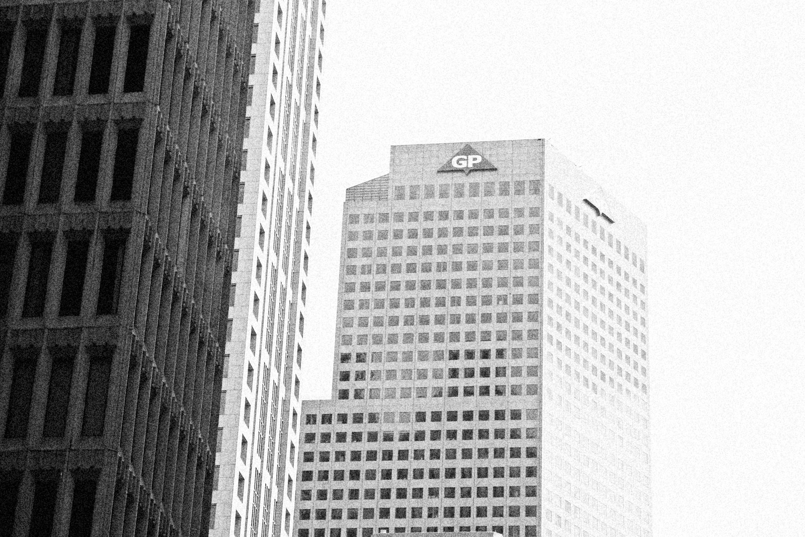 Bank of America Plaza, 191 Peachtree Center Tower, Georgia Pacific Building, Downtown Atlanta