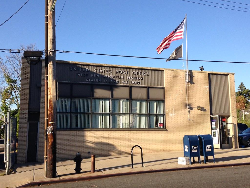 Post Office Castleton Ave Staten Island Hours
