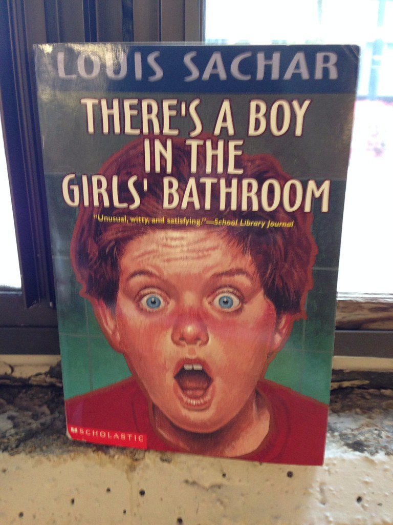 image result for theres a boy in the girls bathroom - Theres A Boy In The Girls Bathroom