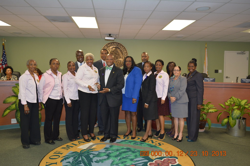Miami Gardens City Council