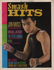 Smash Hits, March 01, 1984