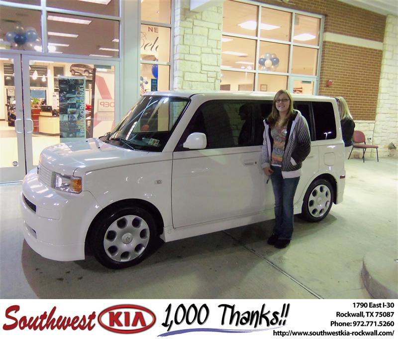 Toyota Rockwall >> Happy Anniversary to Ashley Wood on your 2005 #Toyota #Xb … | Flickr