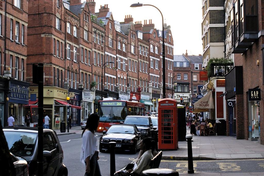 Hampstead High Street London London Joe Lewit Flickr