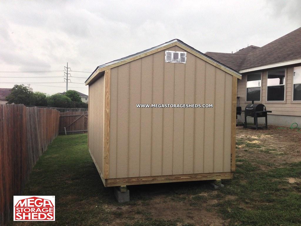 Storage Sheds Austin Tx Www Megastoragesheds Com 8x12x8