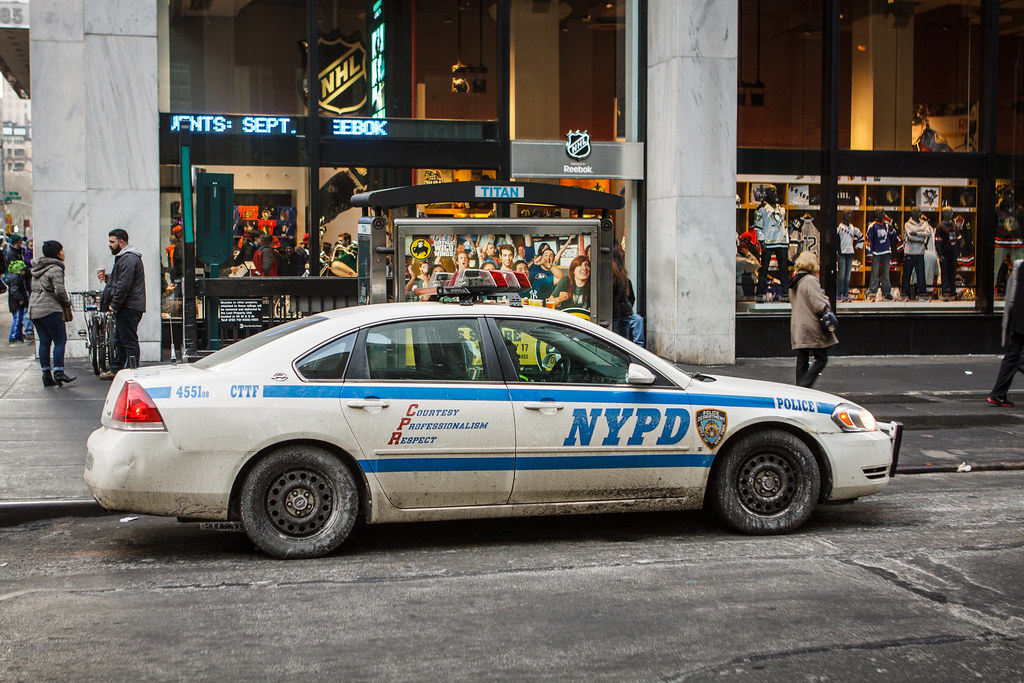 NYPD Citywide Traffic Task Force 4551 Chevrolet Impala ...