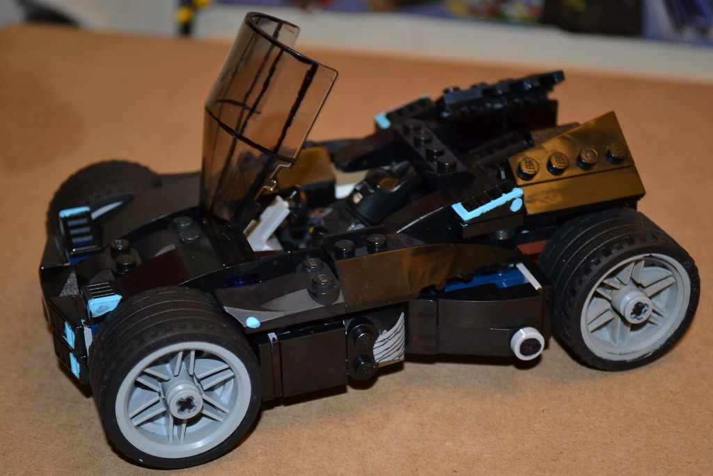 lego custom batmobile instructions