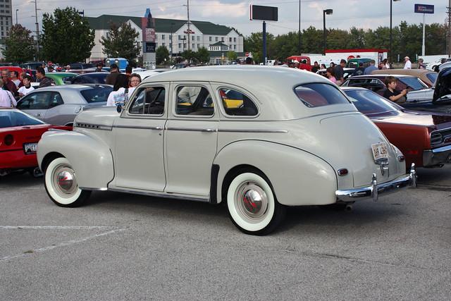 1941 chevrolet special deluxe 4 door sedan 2 of 2 for 1941 chevy special deluxe 4 door sedan
