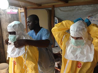 Ebola in Guinea | by EU Humanitarian Aid and Civil Protection