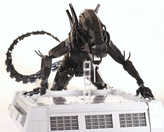 Alien: Covenant Xenomorph LEGO MOC