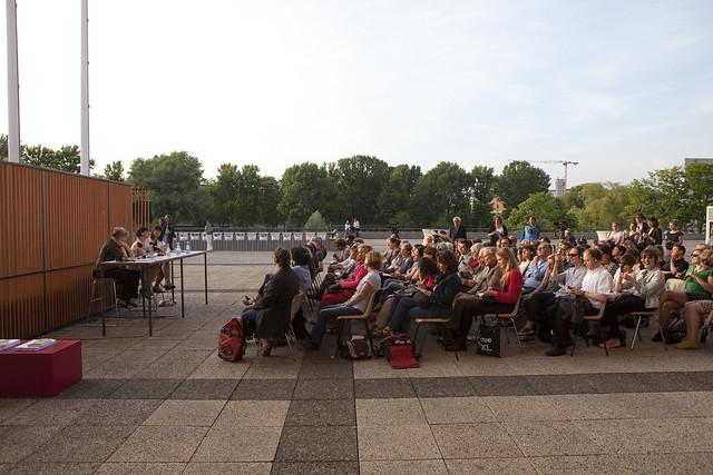 Internationaler literaturpreis haus der kulturen der welt 2013