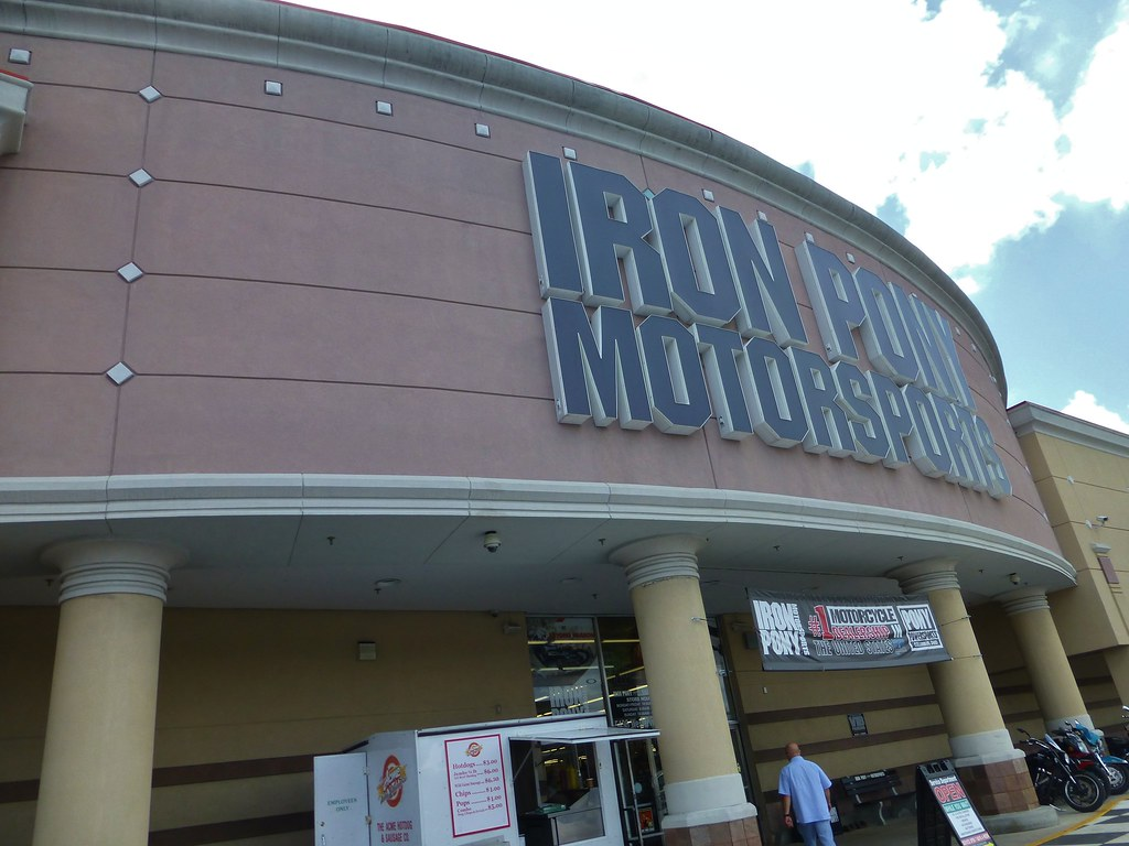 Iron Pony Motorsports is one of the nations leading multi channel retailers of motorcycle and ATV parts, accessories and apparel. Centrally located in Columbus, Ohio just south of Westerville.