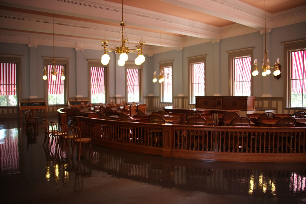 Inside The Old Florida State Capitol Building Bob Flickr