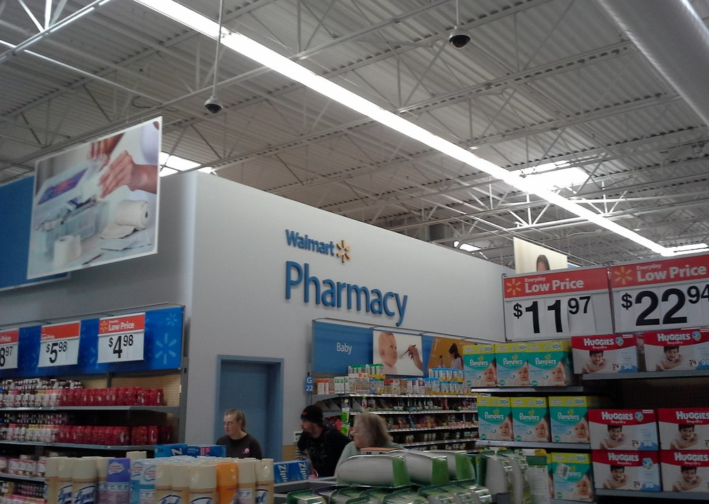 pharmacy in the middle