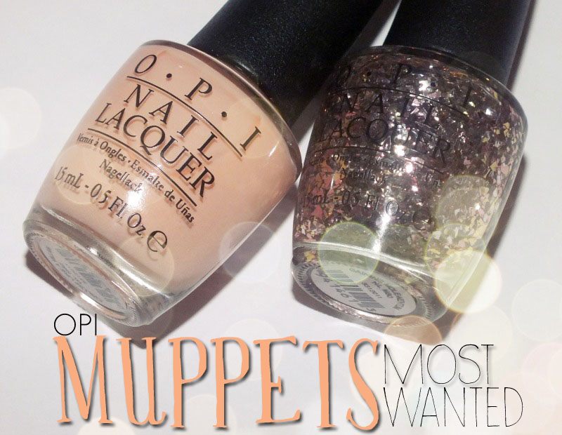 OPI Muppets Most Wanted Collection (3) copy