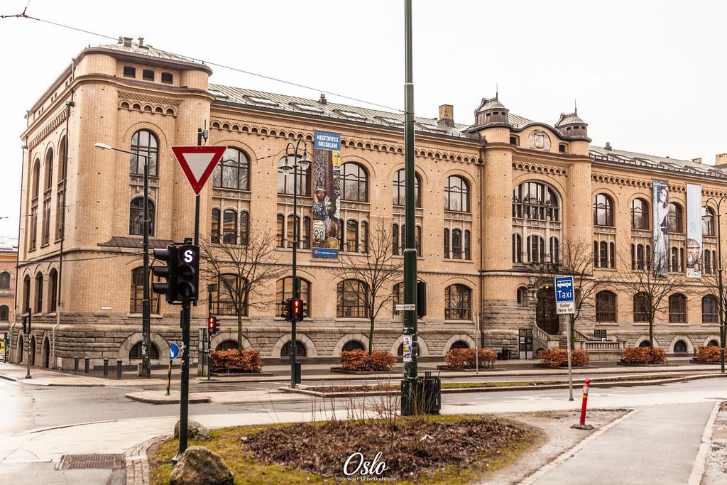 Historisk Museum Oslo Norway Historisk Museum Oslo Norway