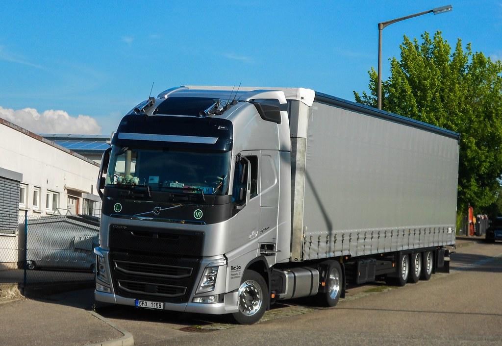Volvo Fhiv Globetrotterxl Quot Dasba Quot Cz Vladislav