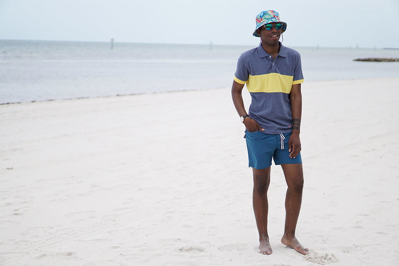 What To Wear To The Beach Menswear