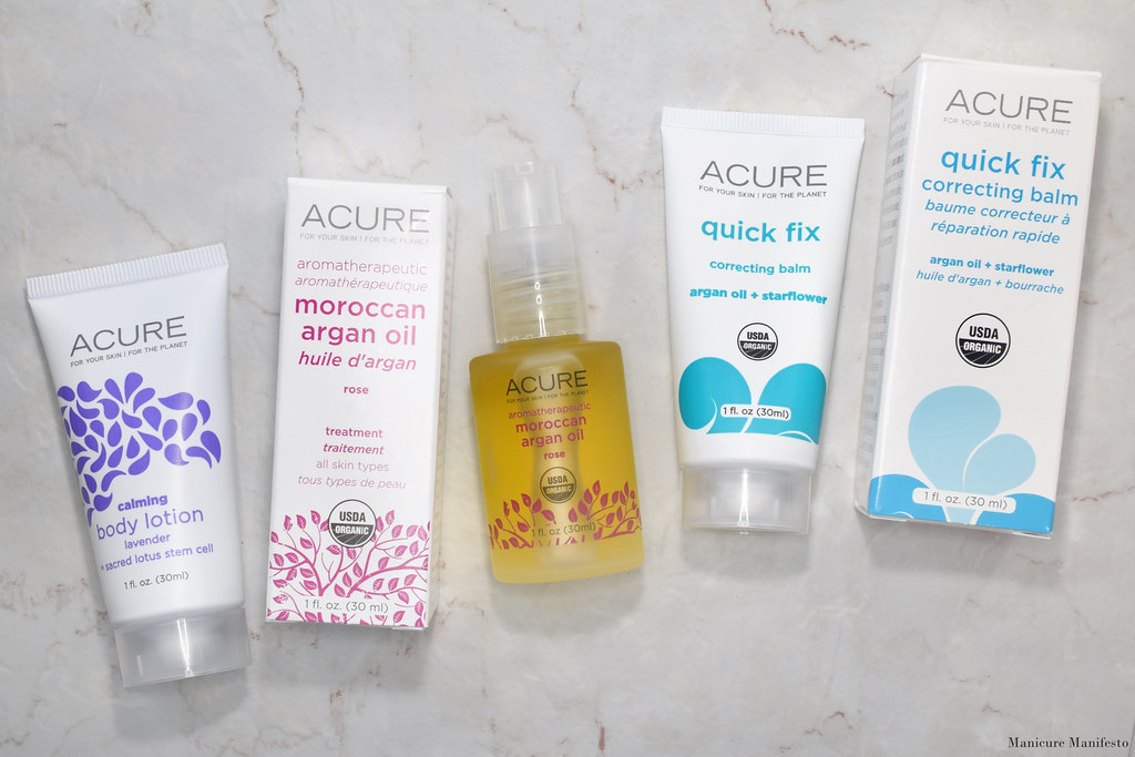 Acure Argan Oil评论