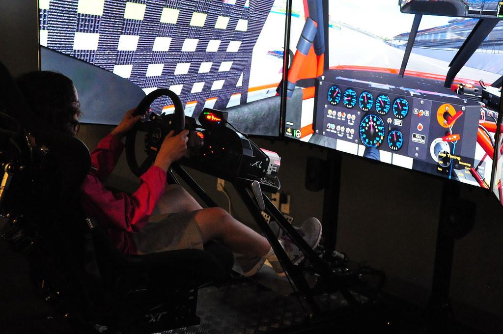New Car Finder >> NASCAR Simulator | The Legends of Motorsports: The NASCAR St… | Flickr