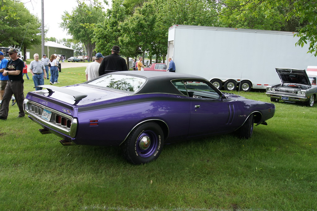 71 dodge charger r t 29th annual midwest mopars in the