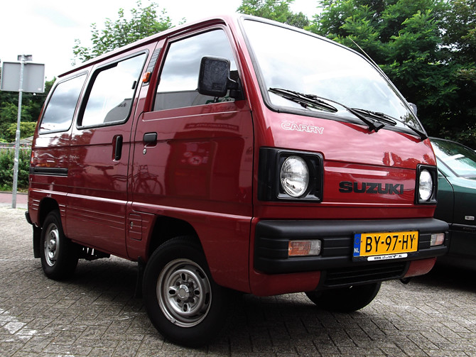 Suzuki Carry Forum