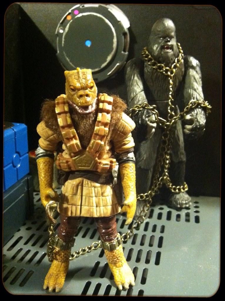 Star wars trandoshan