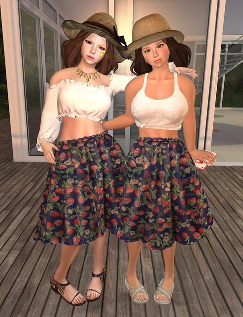 Twins :D