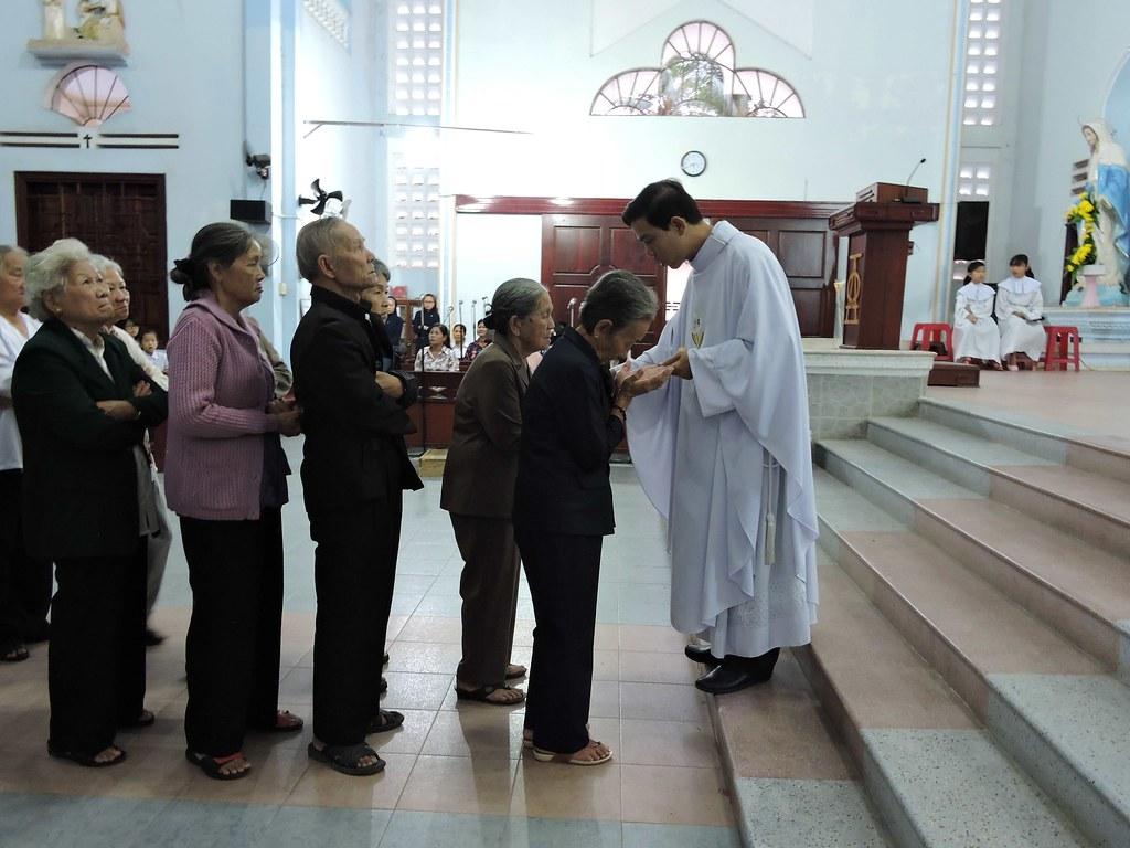 Ngày quốc tế bệnh nhân 11.02.2017 tại Giáo xứ Ngọc Thủy