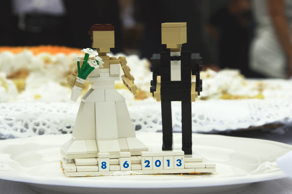 lego wedding cake toppers lego wedding cake topper june 8 2013 i said yes and 16791