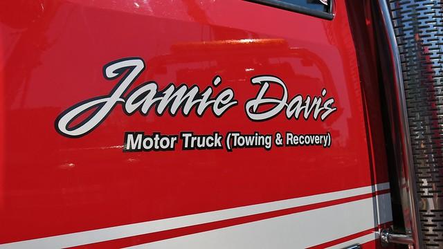 2012 Western Star 4900 Sa Tow Truck Jamie Davis Motor