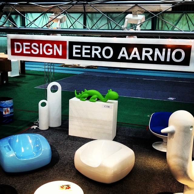 Diseños de Eero Aarnio