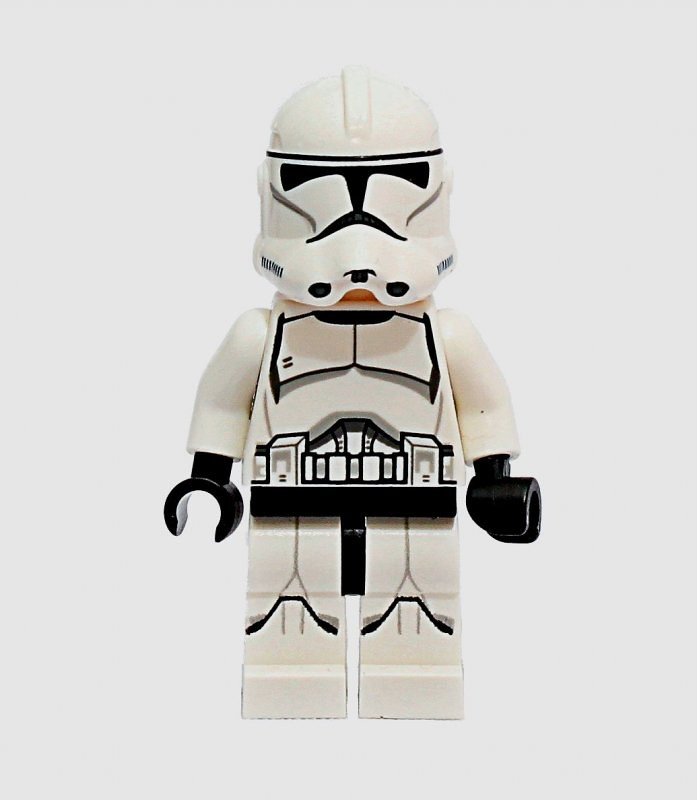 Star Wars Clone Trooper Lego Lego New Star Wars Minifigure