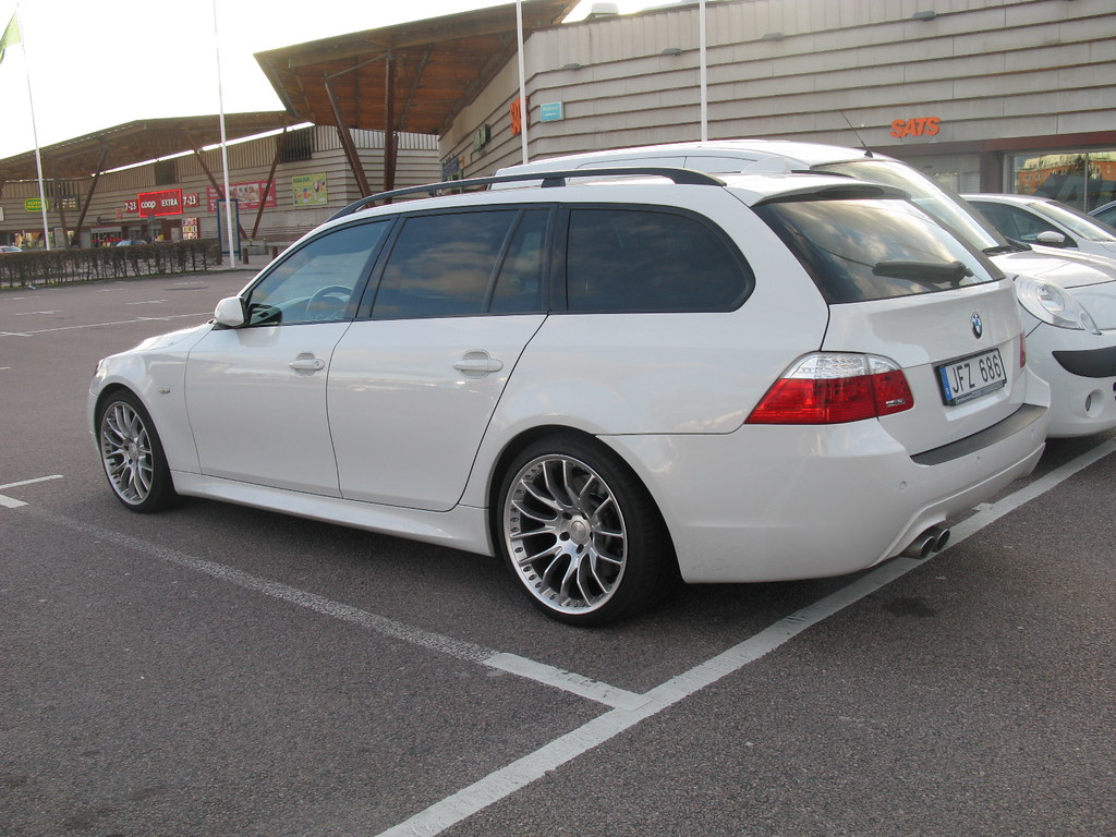 bmw 535d touring m sport e61 nakhon100 flickr. Black Bedroom Furniture Sets. Home Design Ideas
