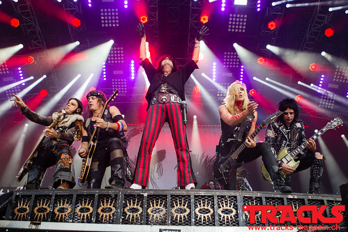 Alice Cooper @ Rock the Ring - Hinwil - Zurich