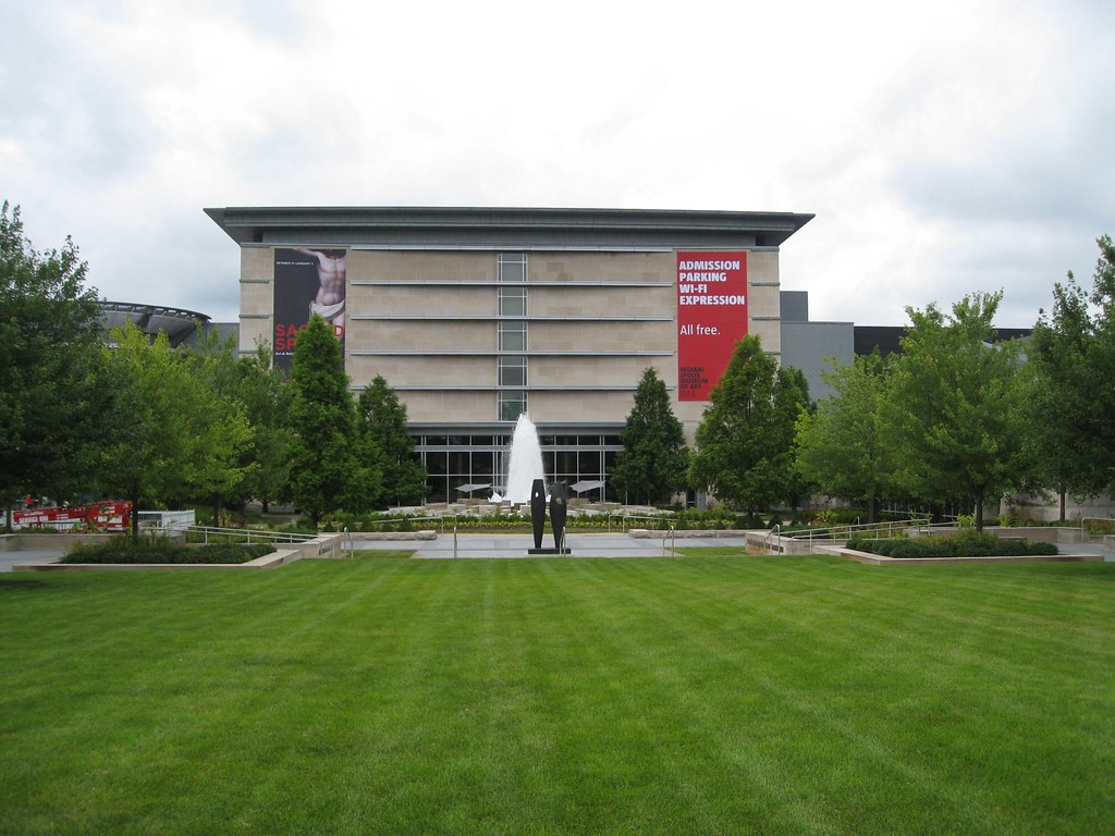 Indianapolis indiana indianapolis museum of art landma for Indianapolis painting company