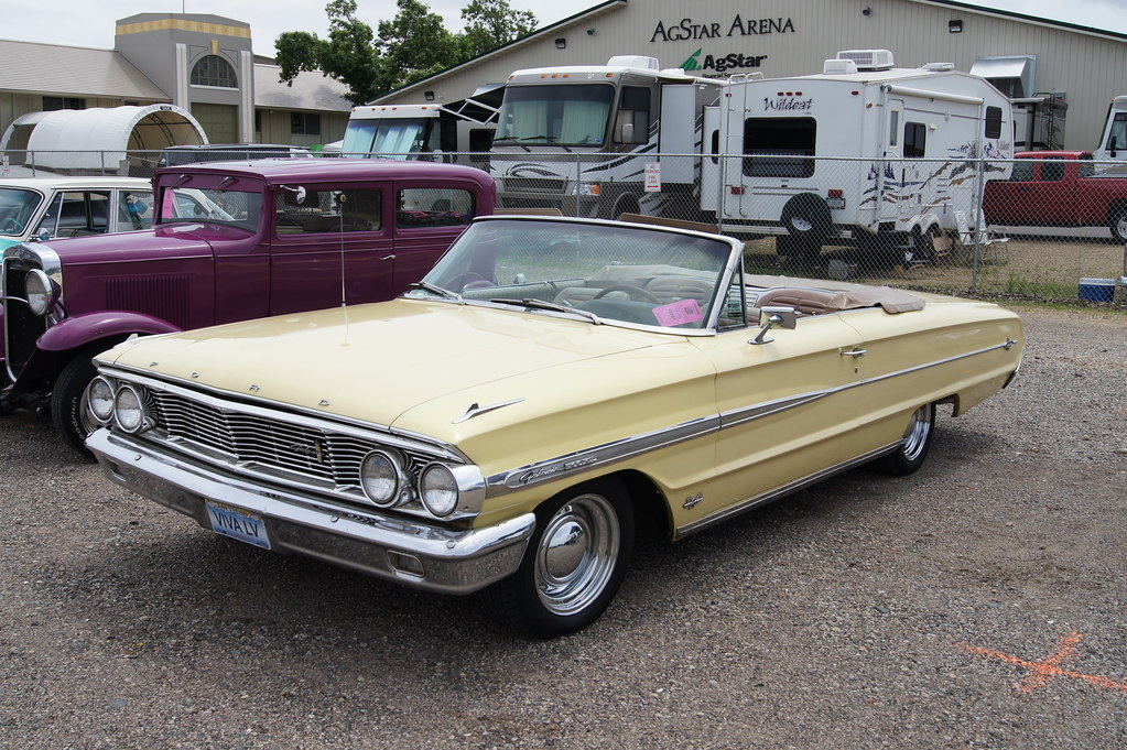 64 ford galaxie 500 xl msra back to the 50 s 40th. Black Bedroom Furniture Sets. Home Design Ideas