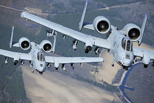 Boeing to build 56 more A-10 wings for US Air Force