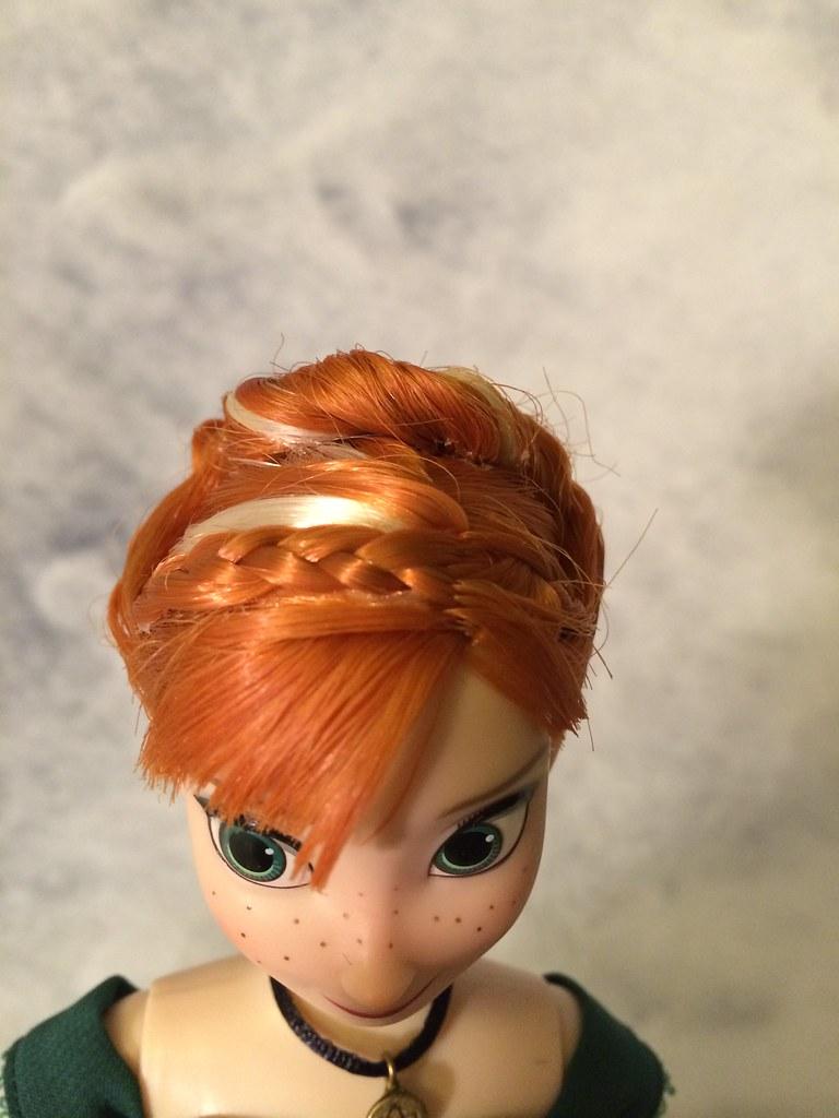 Frozen Anna Coronation