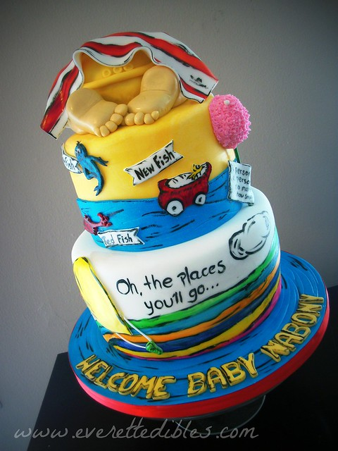 dr seuss baby shower cake baby bum flickr photo sharing