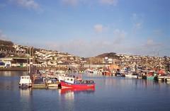 Olympus Trip35 - Newlyn harbour (3)