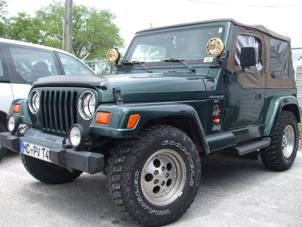 1997 jeep wrangler sahara convertible suv 4 0l 4x4 manual. Black Bedroom Furniture Sets. Home Design Ideas