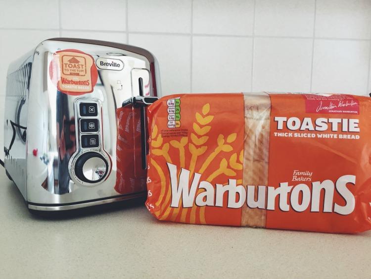 warburtons toaster